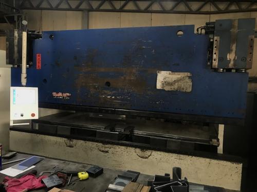 DNC/CNC伺服油壓折床電腦控制器 TRUMPF